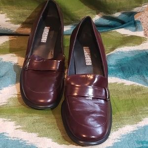 Nickle loafer mule shoes 8.5